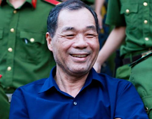 Ông Trầm Bê cho rằng việc cho ông Danh vay là được pháp luật cho phép. Ảnh: Quỳnh Trần.