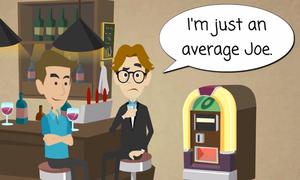 Cách nói 'an average Joe' trong tiếng Anh