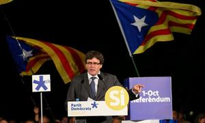 Tây Ban Nha tìm cách ngăn cựu thủ hiến Catalonia về nước