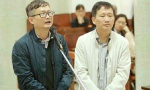 Trịnh Xuân Thanh truy vấn em ông Đinh La Thăng về tiền tham ô