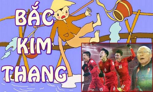 U23 Việt Nam sẽ vô địch châu Á theo bài dân ca Bắc kim thang?