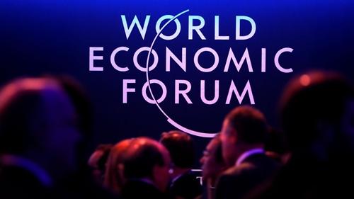 Diễn đàn kinh tế thế giới (WEF) được tổ chức tại Davos, Thụy Sĩ. Ảnh: Reuters.