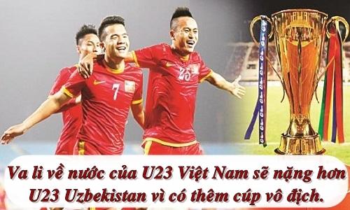 Lời nhắn nhủ từ CĐV Việt Nam trước thềm chung kết U23 châu Á - 2