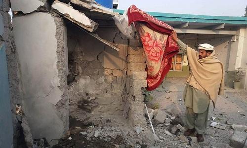 Máy bay không người lái Mỹ không kích phá hủy nhiều mục tiêu ở tây bắc Pakistan. Ảnh: AFP.