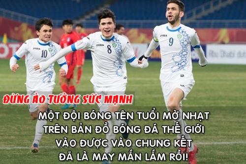 Lời nhắn nhủ từ CĐV Việt Nam trước thềm chung kết U23 châu Á - 3