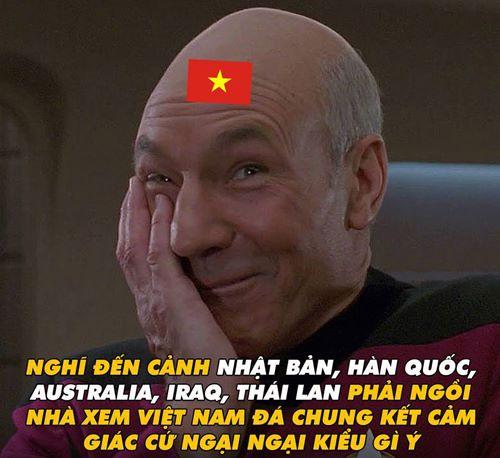 Ảnh chế hài hước trước trận U23 Việt Nam gặp U23 Uzbekistan - 4