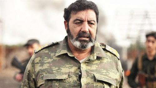Phó chỉ huy TFSA Haitham Afeisi. Ảnh: Southfront.