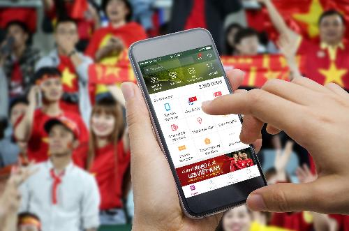 Chuyển tiền mừng trên ứng dụng MoMo có thể chỉ từ 10.000 đồng