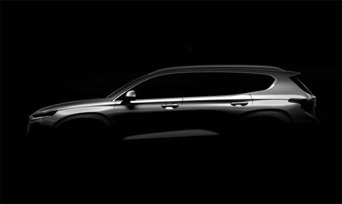 Hyundai mới hé lộ bức ảnh đầu tiên về chiếc crossover thế hệ mới.