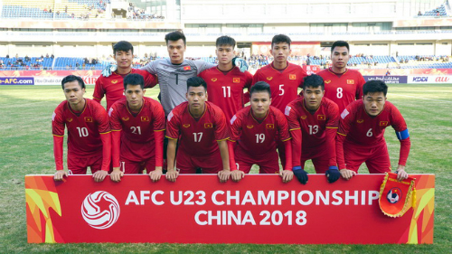 U23 Việt Nam được tặng thưởngHuân chương lao động hạng Ba.