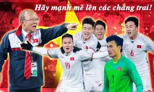 Lời nhắn nhủ từ CĐV Việt Nam trước thềm chung kết U23 châu Á - 1