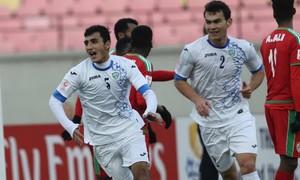 Những bàn thắng của Uzbekistan ở giải U23 châu Á