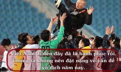 Lời nhắn nhủ từ CĐV Việt Nam trước thềm chung kết U23 châu Á - 5