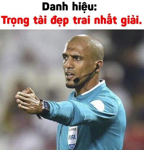 Người đàn ông đẹp trai nhất trong lòng người hâm mộ bóng đá Việt Nam.