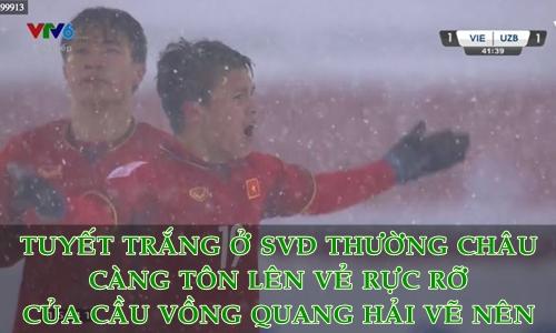 U23 Việt Nam đánh bại tuyệt chiêu tàng hình của U23 Uzbekistan - 9