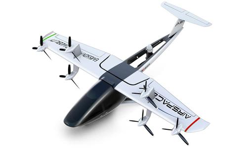 Taxi bay tự độngMOBi-ONE có thể chở 2 - 4 hành khách. Ảnh: Futurism.