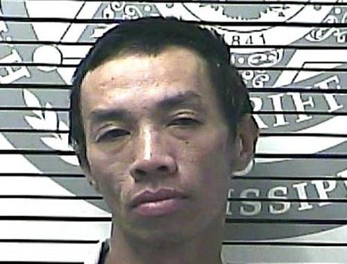 Nguyen Van Viet, 45 tuổi, người Mỹ gốc Việt, đã cố gắng đào thoát nhà tù hạt Harrison,bangMississippi, Mỹ. Ảnh: Sun Herald.