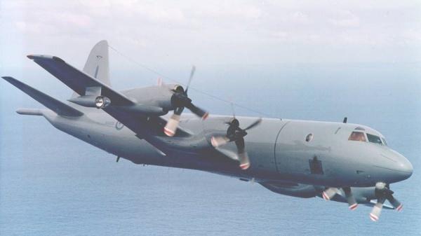 Máy bay New Zealand tham gia tìm kiếm phà mất tích.