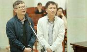 Phiên tòa xét xử ông Trịnh Xuân Thanh tạm dừng