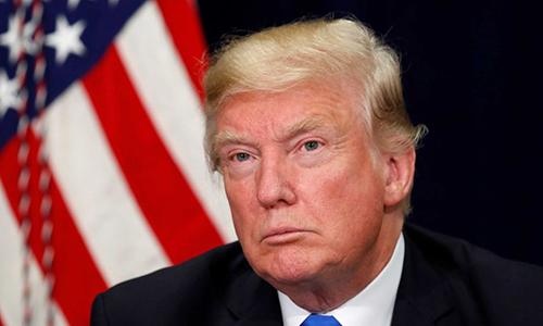 Tổng thống Mỹ Trump. Ảnh: ABC News.