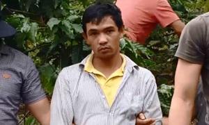 Nam thanh niên giết chủ nợ, phi tang xác ở rẫy cà phê