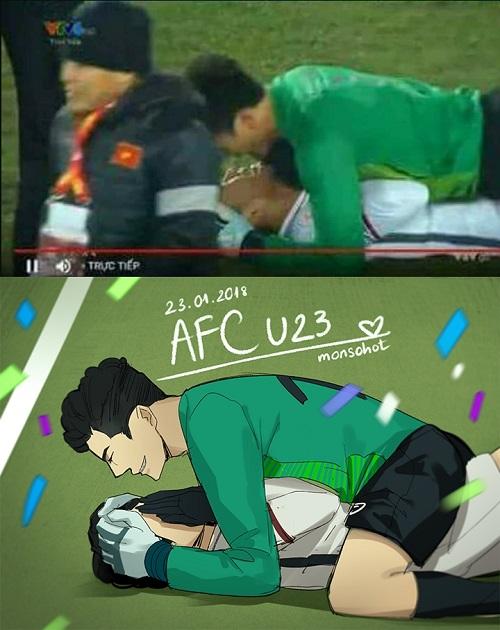 Những hạng mục đình đám nhất giải U23 châu Á 2018 - 6