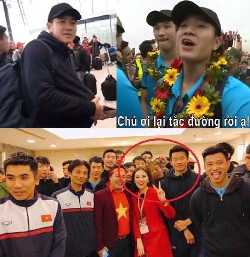 Những cái nhất của U23 Việt Nam khi về nước - 3