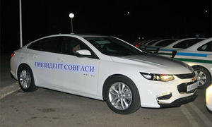 Ôtô các cầu thủ U23 Uzbekistan được tặng giá gần 28.000 USD