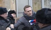 Nga bắt lãnh đạo đối lập biểu tình bất hợp pháp
