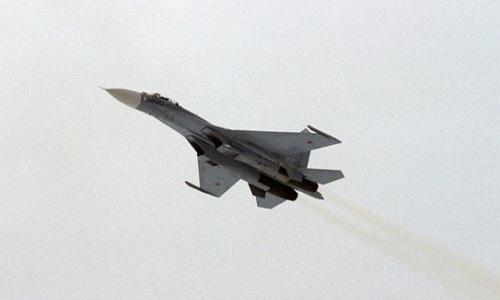 Chiến đấu cơ Su-27. Ảnh:Sputnik.