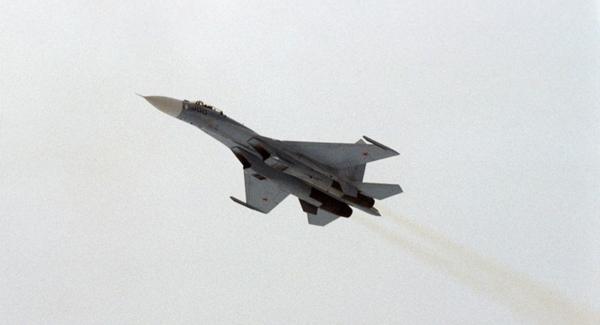 Chiến đấu cơ Su-27. Ảnh: Sputnik.
