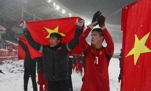 Người Trung Quốc ấn tượng trước kỳ tích của U23 Việt Nam