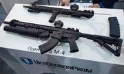 Mẫu súng kiểu Mỹ dùng đạn chuẩn Nga của Ukraine