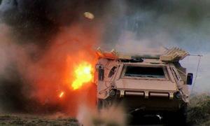Đức trình diễn lá chắn bảo vệ xe tăng 'an toàn nhất thế giới'