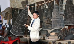 Bộ sưu tập hơn 30.000 hiện vật Tây Nguyên ở Đà Lạt
