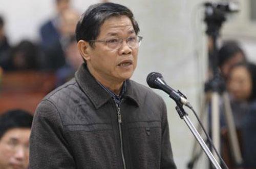 Bị cáo Nguyễn Ngọc Quý. Ảnh: TTXVN.