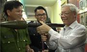 Tổng bí thư thăm hầm vũ khí bí mật của biệt động Sài Gòn
