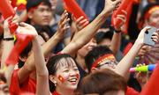 U23 Việt Nam giao lưu với cổ động viên tại TP HCM