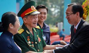 Việt Nam kỷ niệm 50 năm cuộc Tổng tiến công xuân Mậu Thân