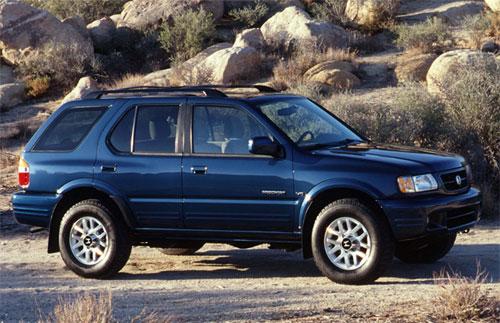 Passport là tên gọi được dùng lại từ mẫu SUV đầu tiên của Honda, sản xuất từ 1993 đến 2002.