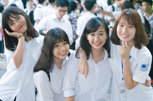 Hà Nội thường xuyên là địa phương dẫn đầu về thành tích giáo dục của cả nước. Ảnh minh họa.