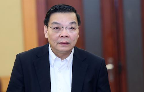 Bộ trưởng Khoa học Công nghệ Chu Ngọc Anh. Ảnh: PV