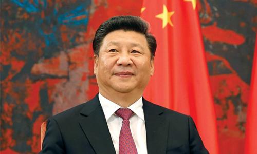 Chủ tịch Trung Quốc Tập Cận Bình. Ảnh: AFP.