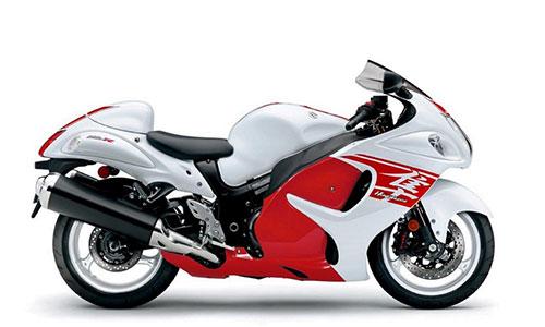'Thần gió' Suzuki Hayabusa 2018 giá 21.800 USD