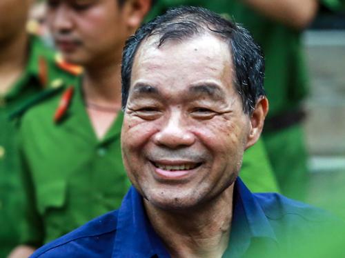 Ông Trầm Bê. Ảnh: Thành Nguyễn.