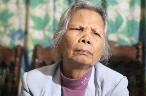 Bà Nga mong muốn được bồi thường sớm để bù đắp cho tổn thất của các con.