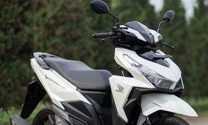 Xe ga Honda Vario 150 giá gần 60 triệu đồng