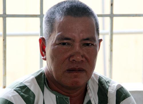 Ông Quang bị bắt vì lừa chạy án. Ảnh: Hồng Tuyết.