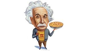 Luyện nghe tiếng Anh: Einstein sinh vào Ngày số Pi