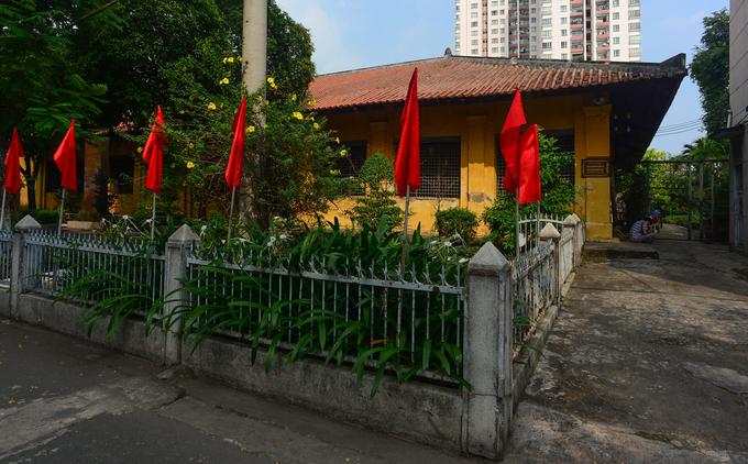 Nhà giam trăm tuổi trong bệnh viện ở Sài Gòn
